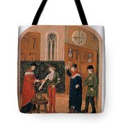 Bloodletting Tote Bag