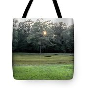 Bloody Pond Shiloh National Military Park Tennessee Tote Bag