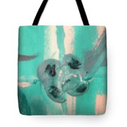 Bloody Tears In Spring Tote Bag