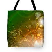 Bloom Tote Bag by Sandra Hoefer
