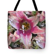 Blooming Beauty Tote Bag