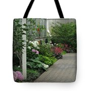 Blooming Conservatory Tote Bag