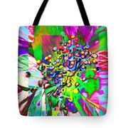 Blooming Delightful Tote Bag