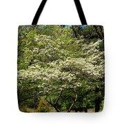 Blooming Dogwood Tote Bag