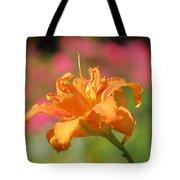 Blooming In August Tote Bag
