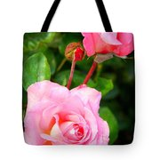 Blooming In Phases Tote Bag