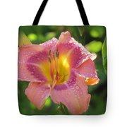 Blooming In Pink Tote Bag