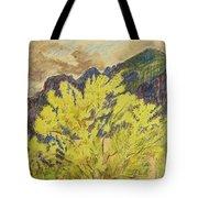 Blooming Palo Verde Tote Bag