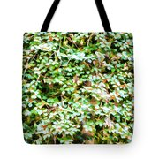 Blooming Shrubs  Tote Bag