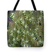Blooming Succulent Plant. Big And Beautiful Tote Bag