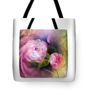 Blooming  Bag  Tote Bag
