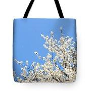 Blooming Tree Tote Bag