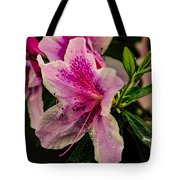 Blooming Wet Tote Bag