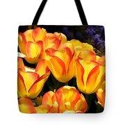 Blooming With My Smiling Soul Tote Bag