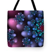 Bloomy Tote Bag
