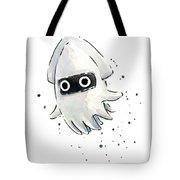 Blooper Watercolor Tote Bag