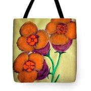 Blossom In High Spirit #6 Tote Bag