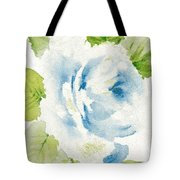 Blossom Series No.7 Tote Bag by Writermore Arts