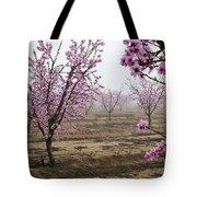 Blossom Trail Tote Bag by Vincent Bonafede