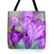 Blossoming Souls Tote Bag
