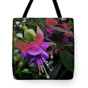Blossoms And Blooms Tote Bag