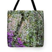 Blossoms Galore Tote Bag