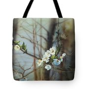 Blossoms In The Wild Tote Bag