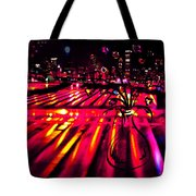 Blossoms Of The Night Tote Bag