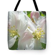 Blossoms Spring Apple Tree Art Prints Baslee Troutman Tote Bag