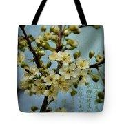 Blossomtime Tote Bag