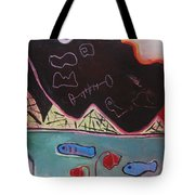Blow Me Down11 Tote Bag