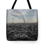 Blow With The Wind Tote Bag
