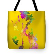Blowin In The Wind 5 Tote Bag