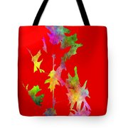 Blowin In The Wind 6 Tote Bag
