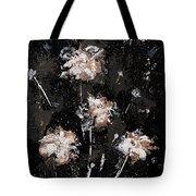 Blowing Dandelions Tote Bag