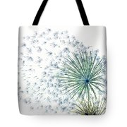 Blowing In The Wind Tote Bag