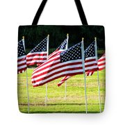 Blowing In The Wind One Tote Bag