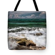 Blowing Rocks Preserve  Tote Bag