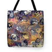 Blowing Winds Tote Bag