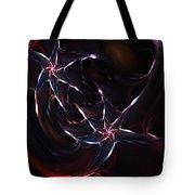Blown Glass Tote Bag