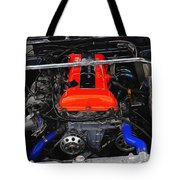 Blown Nissan Tote Bag
