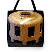 Blowout Preventer Tote Bag