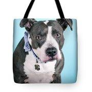 Blu 3 Tote Bag