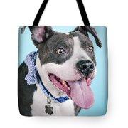 Blu 7 Tote Bag
