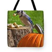 Blu Goes Nuts Tote Bag