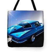 Blue '67  Tote Bag