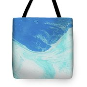 Blue Abyss Tote Bag by Nikki Marie Smith
