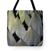 Blue Agave Cactus Tote Bag