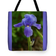Blue And New Tote Bag