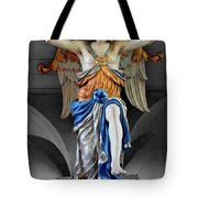 Blue Angel Two Tote Bag